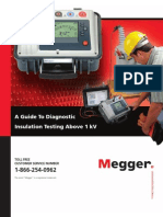 A Guide to Diagnostic Insulation Testing Above 1kV