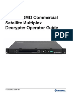 DSR4410MD Operator Guide