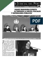 Gaceta Judicial de Cajamarca (Agosto de 2014)