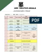 Planificare Anuala 20142015 1