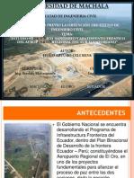 ESTUDIO HIDRAULICO, SANITARIO Y ABATIMIENTO FREATICO.ppt