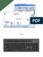 Partes Del Hardware y Ejemplos de Programas Para Software
