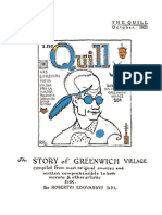 The Story of Greenwich Village (Part 9)