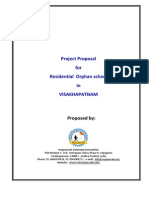 2013 Project Proposal Orphanage