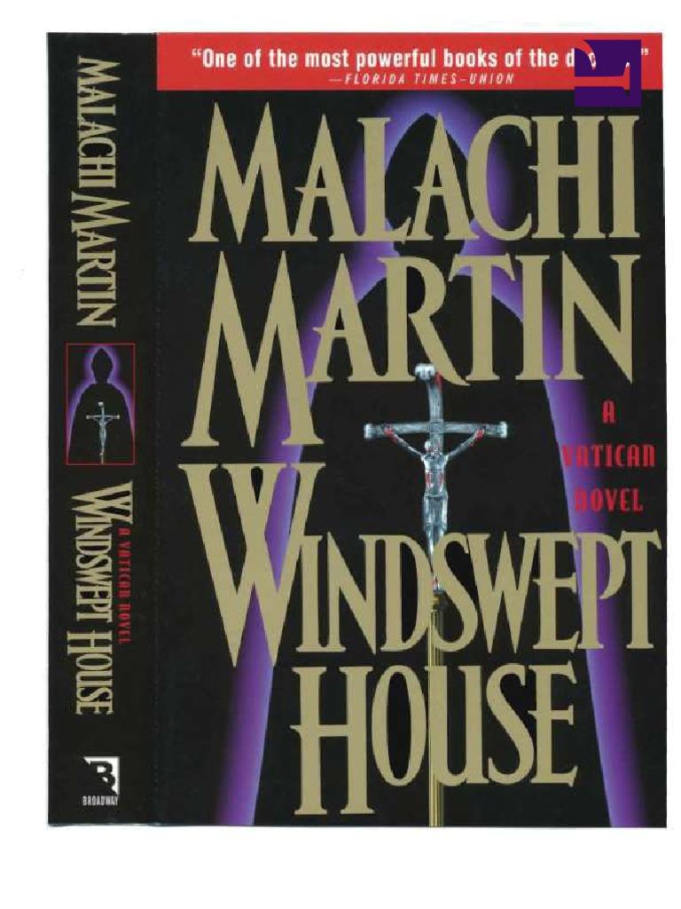 (1996) Malachi Martin - Windswept House | Our Lady Of Fátima | Pope