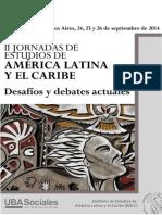 Jornadas IEALC 2014 - Programa A5