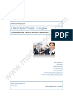 2bed Apartment Glasgow