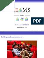 Harvard College Applied Mathematics Society