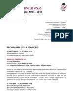 Cartella Stampa_ ARGOT 30 _ Il Folle Volo Trent'Anni Di Viaggio 1984-2015
