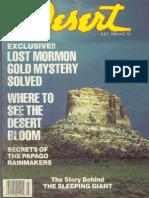 198007 Desert Magazine 1980 July