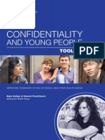 Confidentiality Young People