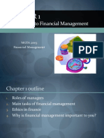 1 - Introduction to Financial Management