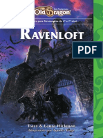 Aventura Ravenloft Para Old Dragon Aquiles Fraga