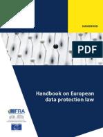 Handbook on European Data Protection Law