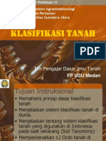 12. Klasifikasi Tanah -DIT