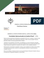 Sociedades Internacionales de Justicia Penal- CJIA