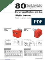 Weil-McLain f10__f20 oil burner manual
