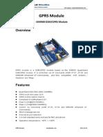 Ds Im120525010 Gprs Module