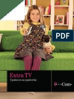 Extra TV Prirucnik