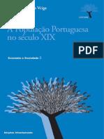 A População Portuguesa No Século XIX