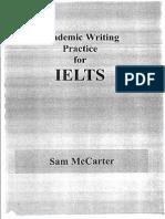 IELTS - Academic Writing Practice