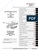 TM-9-2350-314-20-1-2 Μ109Α6 TECHNICAL MANUAL UNIT MAINTENANCE MANUAL FOR HULL SYSTEMS AND COMPONENTS HOWITZER, MEDIUM,SELF--PROPELLED