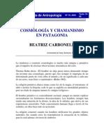 Carbonell Beatriz - Cosmologia Y Chamanismo en Patagonia