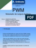 [Eletrônica II] PWM - Slide