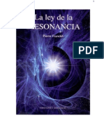 La Ley de La Resonancia Por Pierre Franckh