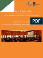 Bijdrage Crisisberichtgeving Lokale Maatschappelijke Spanningen in NL Nieuwsmedia