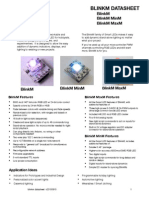 Blink m Data Sheet