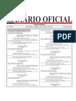 Diario Oficial 28-06-2014