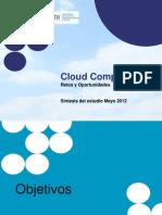 3- Presentacion Cloud Computing en Pymes Vf