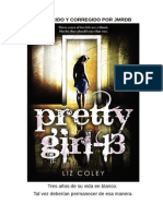 Pretty Girl 13 - Liz Coley, Español, (Jmrdb)
