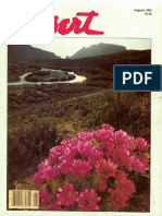 198108 Desert Magazine 1981 August