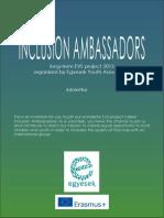 Infoletter - Inclusion Ambassadors