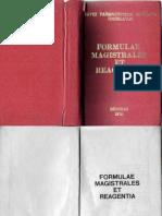 Formulae Magistrales Et ReagentiaIII