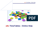 asc timetable 2012 serial number