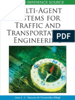 Multi-Agent Systems for Traffic and Transportation Engineering (2009) - (Malestrom)