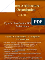 Flynns Classification