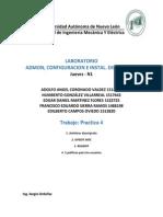 Practica 4 Configuracion