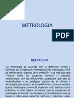 PRESENTACION METROLOGIA