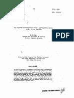 Uf6 Cylinder Homogenization Study - Experimental Result With a 10-Ton Cylinder
