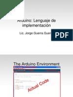 Arduino Lengua Je