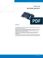 Atmel 42074 SAM4L Xplained Pro User Guide