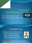 7  health skills