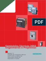 Curto Circuito Siemens