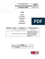 31-Procedimiento de Desarrollo Del Software[1]