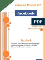 Business Model Of Facebook