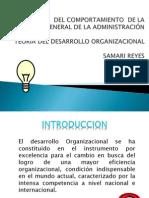 DESARROLLO ORGANIZACIONAL(1)